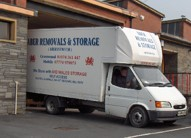 Aberystwyth, Removal company, Aber Removals, Machynlleth, Mid Wales